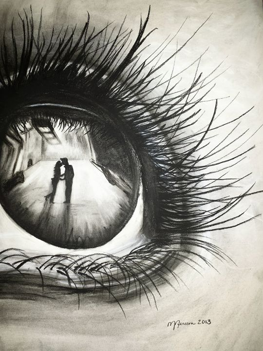 Love in her eyes - Melissa Nereson
