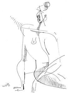Woman-nude 3