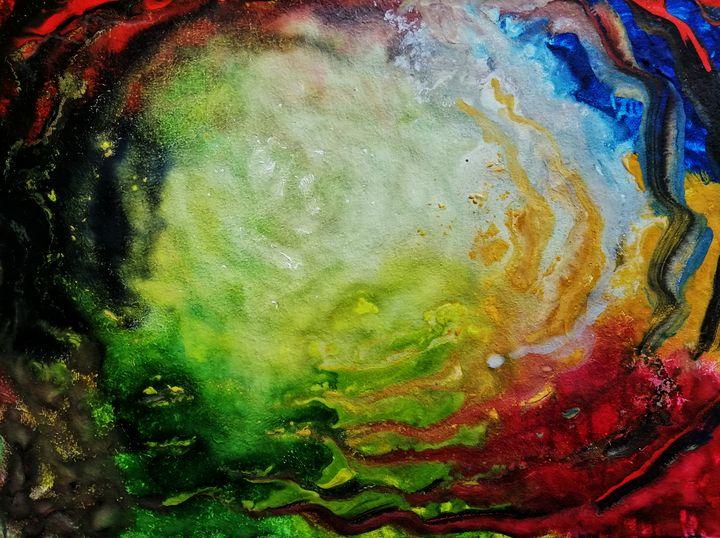 The vibrations of the universe - dubina