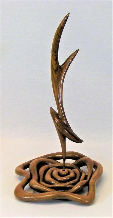 Bereshit (Genesis) - Zvi Goldman, Sculptor