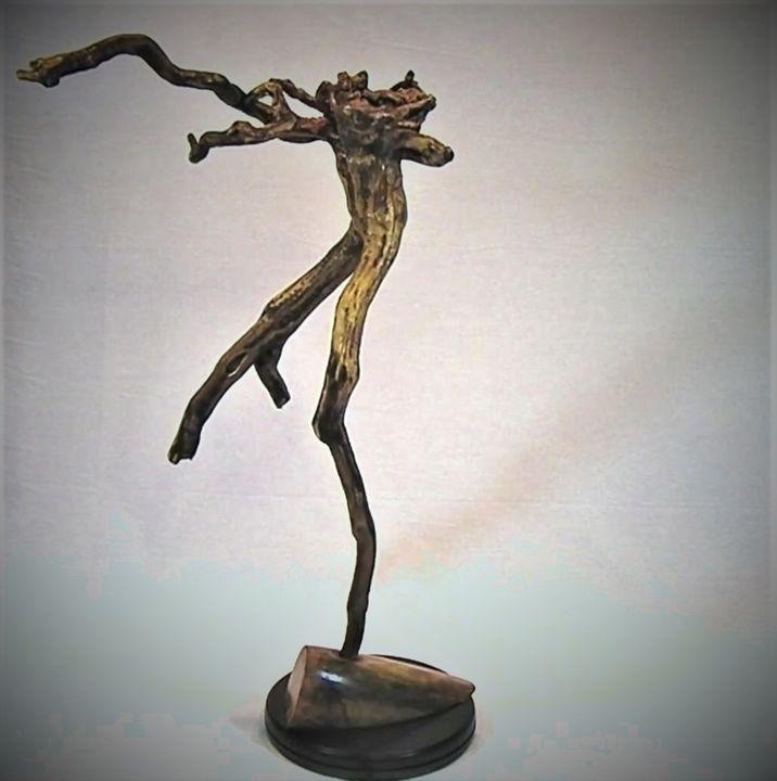 Hero - Zvi Goldman, Sculptor