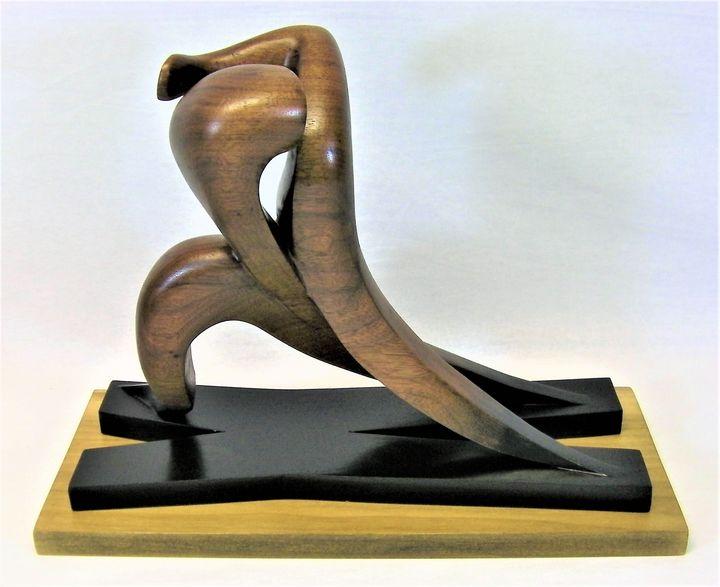 Non-Conforming - Zvi Goldman, Sculptor