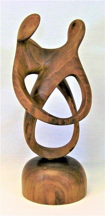 Sharing - Zvi Goldman, Sculptor