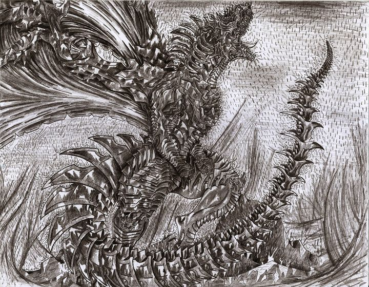 Dark Dragon - My Imagination/ Moises castellanos
