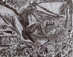 The Spirit of Death - My Imagination/ Moises castellanos