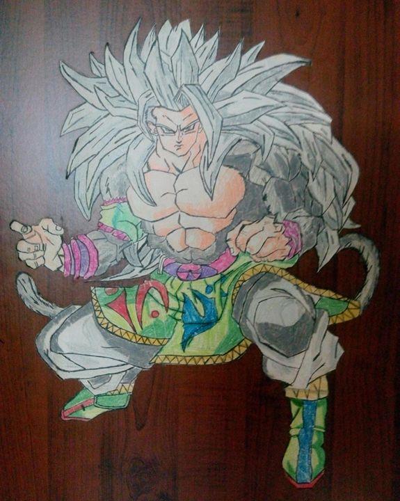 Goku Dragon Ball Z - angel's gallery