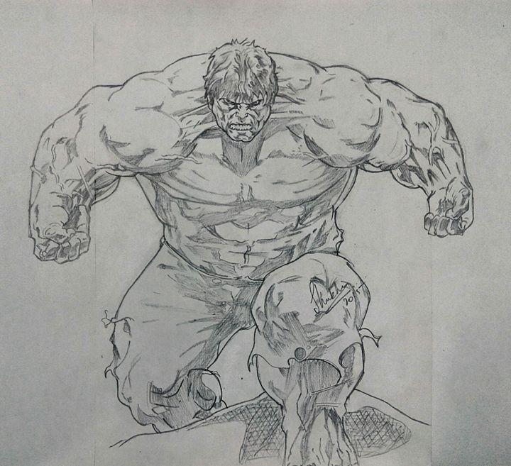 The incredible hulk - angel's gallery