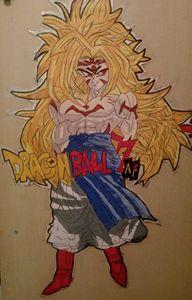 Super Saiyan Dragon Ball Z