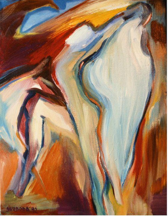 The Dancer 1992 - Jaroslav Jerry Svoboda
