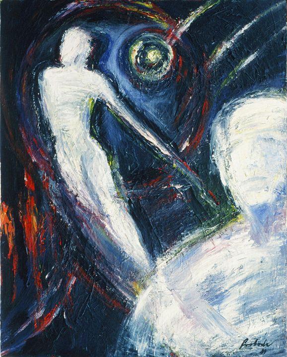 Towards the Tunel (Astrals) 1989 - Jaroslav Jerry Svoboda