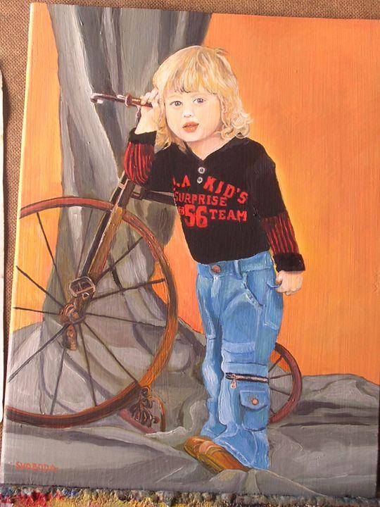 Little Boy - Jaroslav Jerry Svoboda