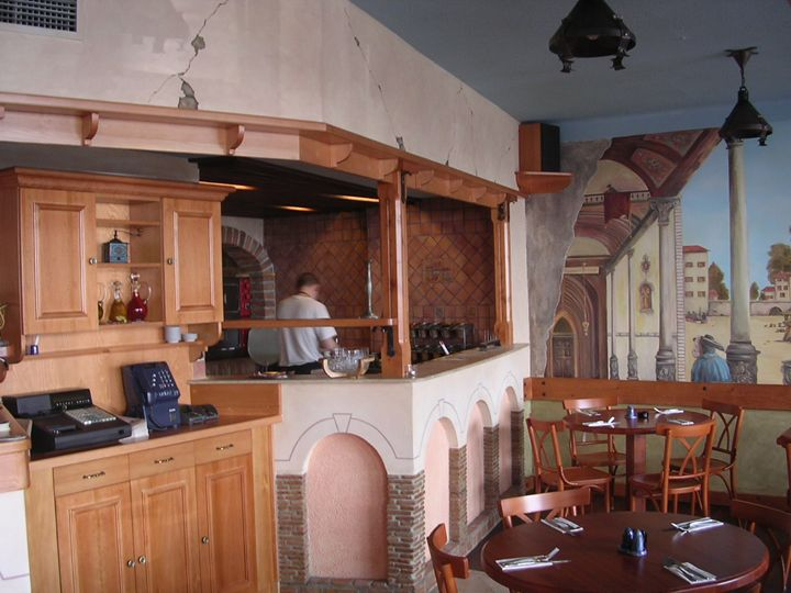 Mural for the bar - Jaroslav Jerry Svoboda