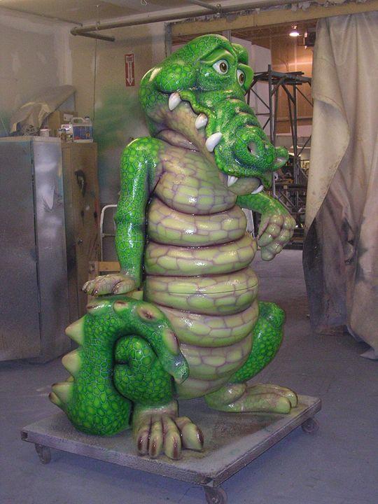 Alligator - Jaroslav Jerry Svoboda