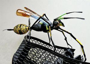 Paper Wasp - Plastic Waste