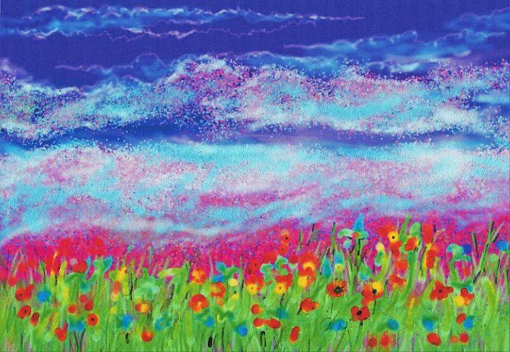 Meadow Haze - Chris Pick