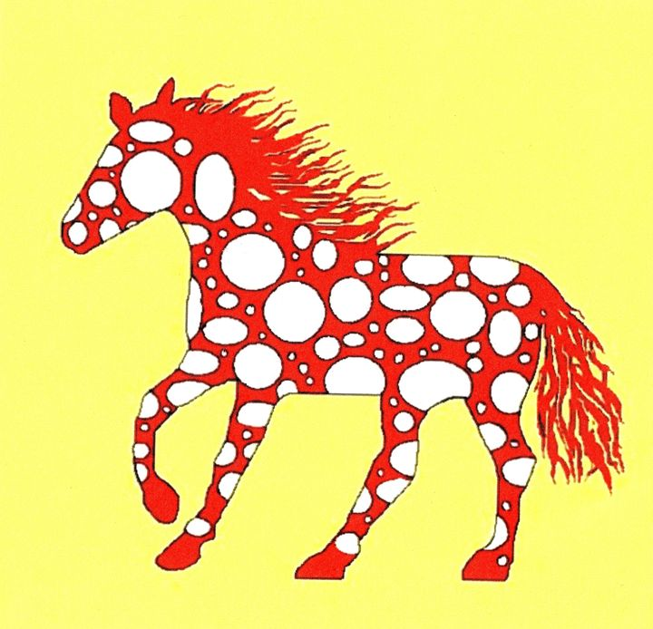 Red Polka Dot Pony - Chris Pick