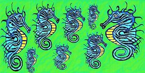 Abstract Seahorses