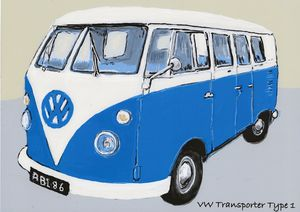 VW Transporter Type 1