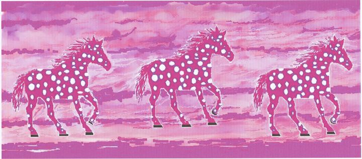 Pink Polka-Dot Ponies - Chris Pick