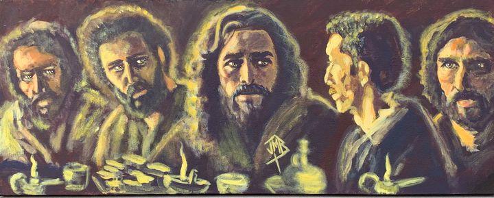 The Last Supper - Joseph Michael Brown