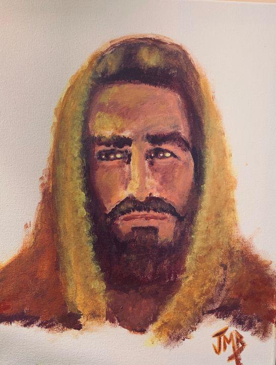 """The Good Shepherd"" - Joseph Michael Brown"