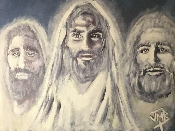 """TheTransfiguration"" - Joseph Michael Brown"