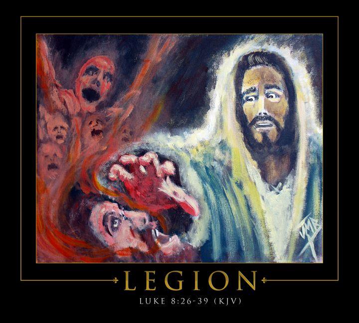 """LEGION"" - Joseph Michael Brown"