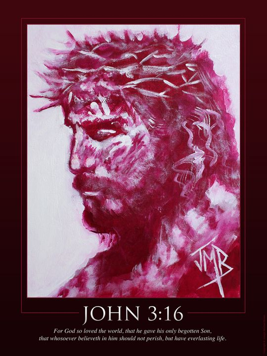 """The Love of Christ"" - Joseph Michael Brown"