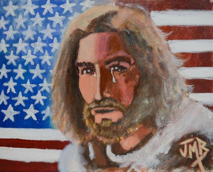 """Turn Back to God America"" - Joseph Michael Brown"