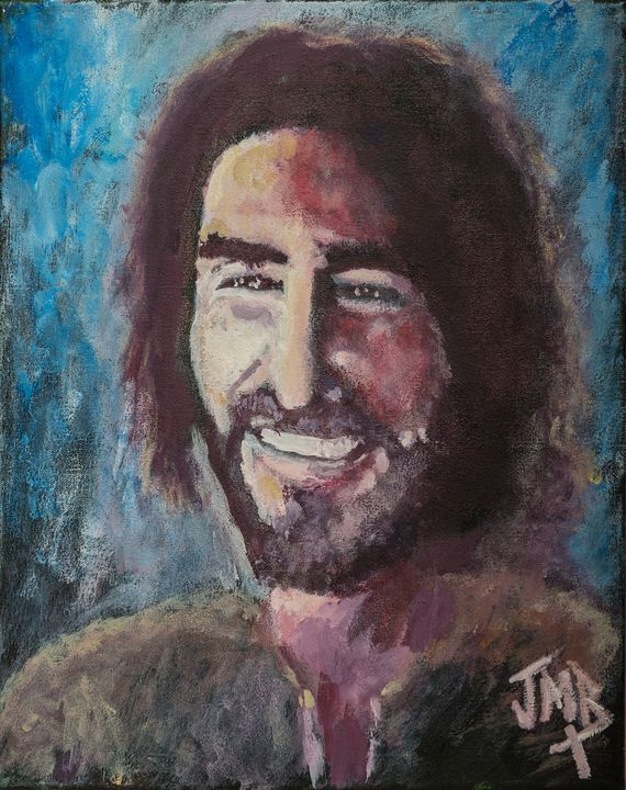 """Joy of the Lord"" - Joseph Michael Brown"