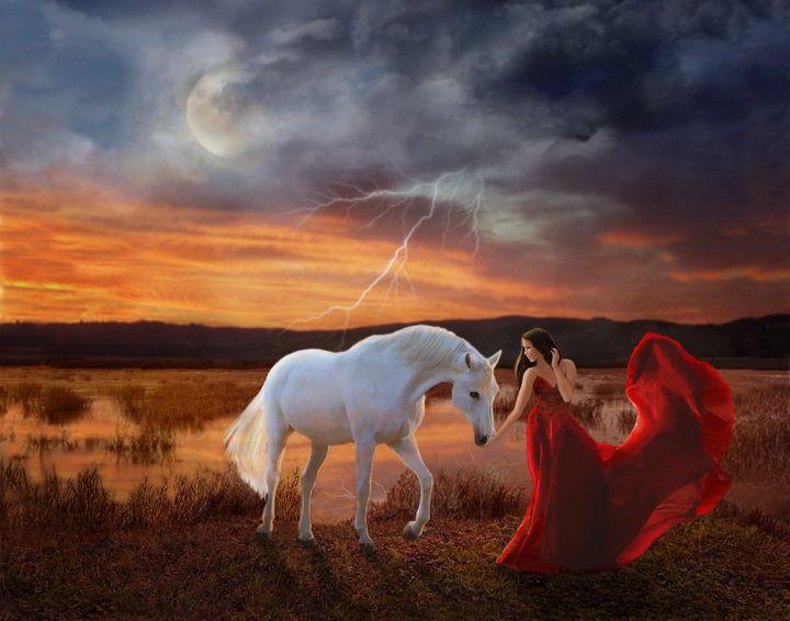 A Calming Spirit - WILD ART BY MELINDA