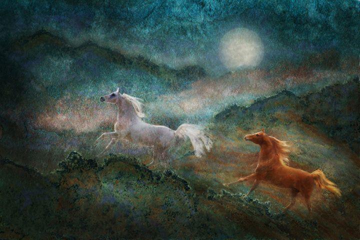 Majesty - WILD ART BY MELINDA