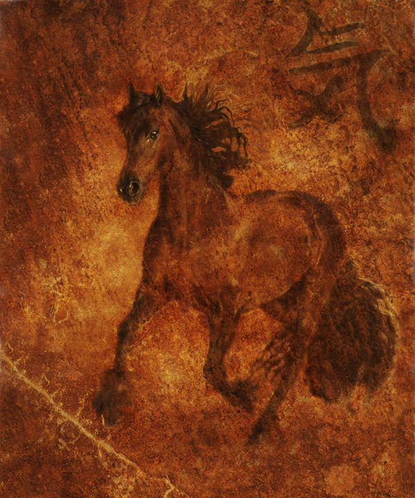 Spirit - WILD ART BY MELINDA