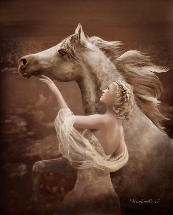 Taming the Wild Spirit - WILD ART BY MELINDA