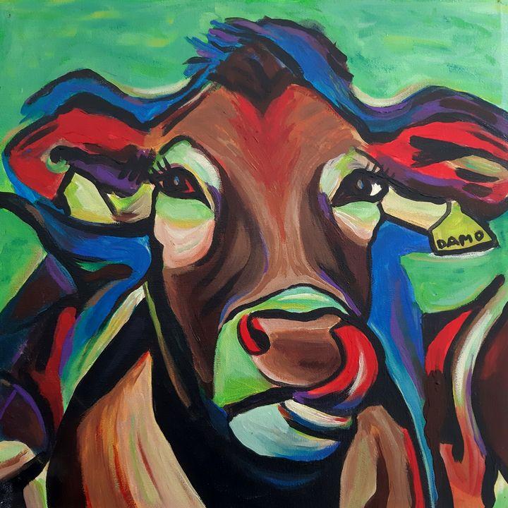 cow - damo