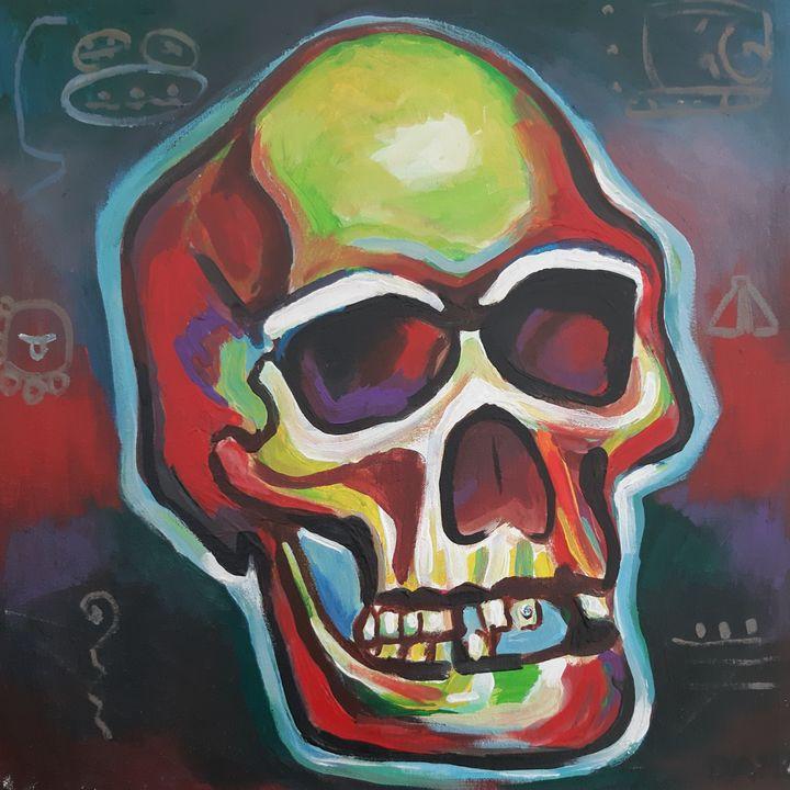 skull - damo