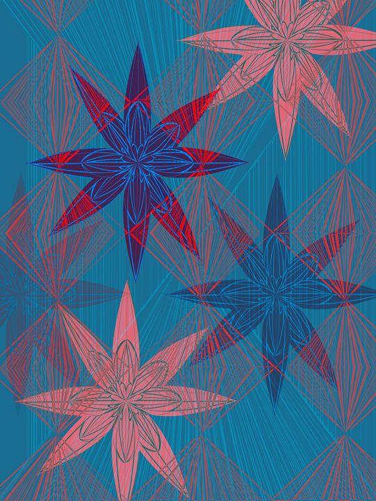Art Abstract - Fine Art Bruna