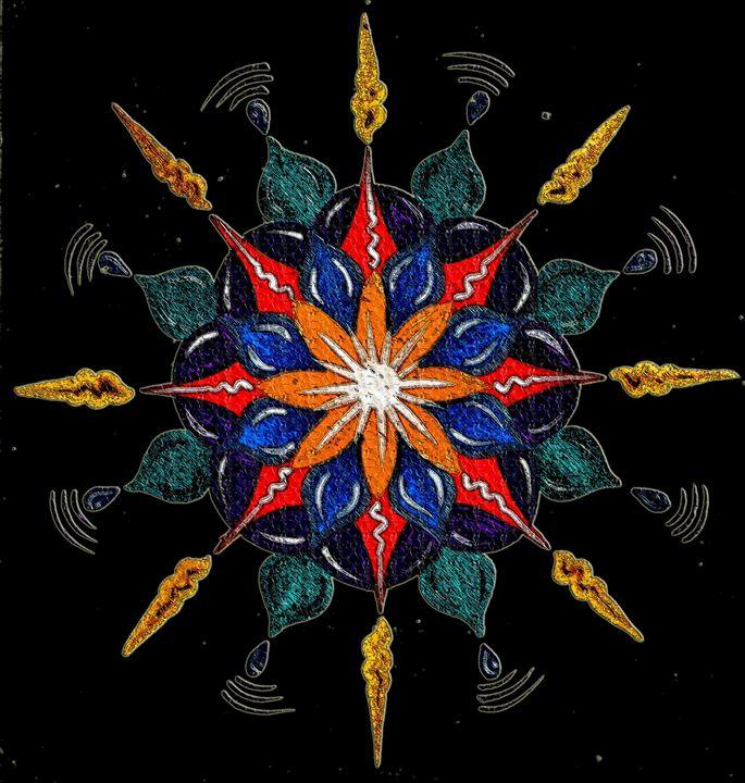 Art Mandala - Fine Art Bruna