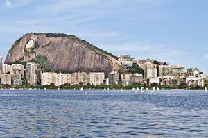 Lagoon , Rio de Janeiro