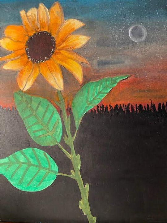 The Sunflower - ShayDesigns
