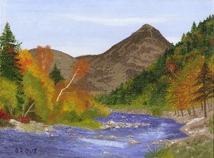 Ausable River Adirondack Park, NY