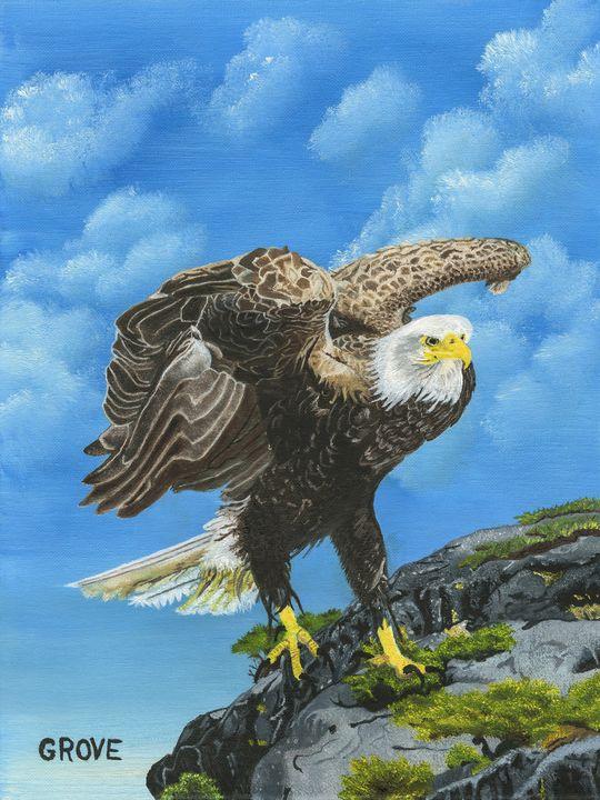 Eagle's Ledge - Samuel Grove