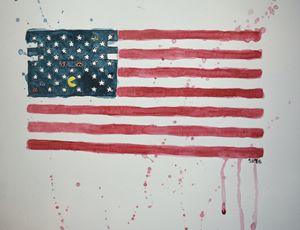 Land of the Free - Sasha Kendrick Art