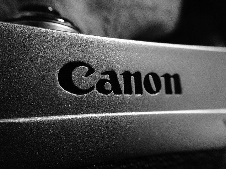 Canon. - Original art.