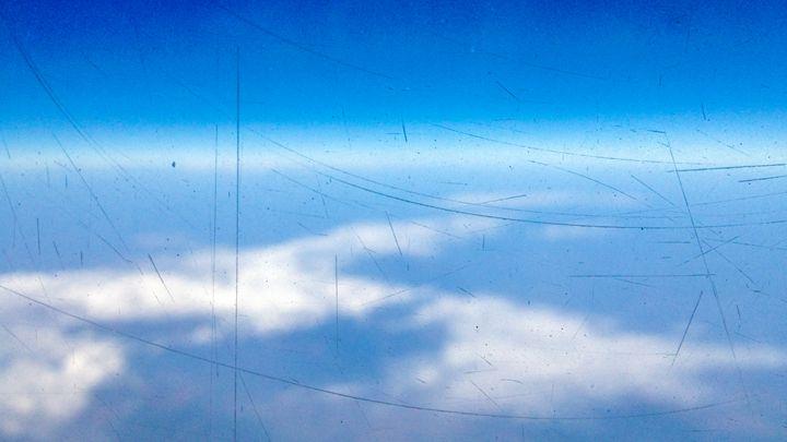 Sky - Original art.