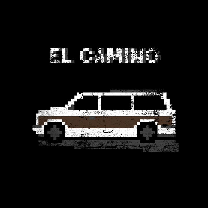 El Camino - Original art.
