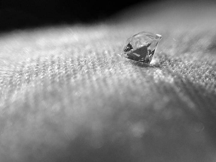 Diamond - Original art.