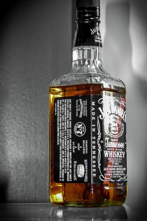 Jack Daniels. - Original art.