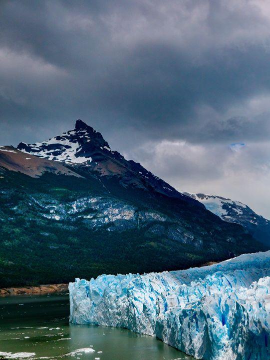 Perito Moreno - Original art.