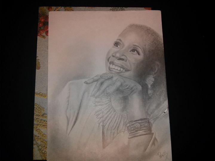 "iyanla vanzant ""save my life"" - Visual Art"